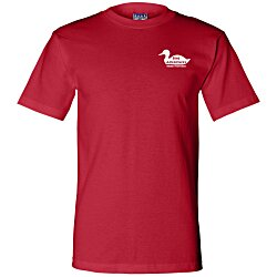 View a larger, more detailed picture of the Bayside Union Made T-Shirt - Colors