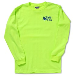 View a larger, more detailed picture of the Bayside Union Made LS T-Shirt - Colors