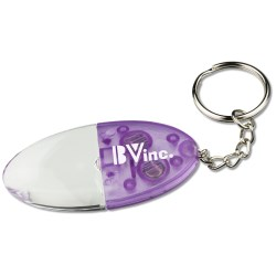View a larger, more detailed picture of the Magnifying Glass Keylight - Oval - Closeout