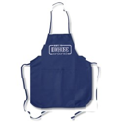 View a larger, more detailed picture of the Spice Rack Bib Apron - Closeout
