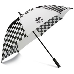 View a larger, more detailed picture of the Racer Umbrella - 58 Arc - Closeout