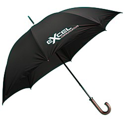 View a larger, more detailed picture of the Doorman Umbrella - 60 Arc