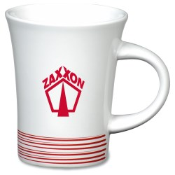 View a larger, more detailed picture of the Brushton Mug - 9 oz