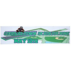 View a larger, more detailed picture of the Value Indoor Banner - 2 x 8 