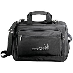 View a larger, more detailed picture of the Microfiber Laptop Bag