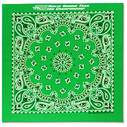 View a larger, more detailed picture of the Paisley Bandanna - USA Made