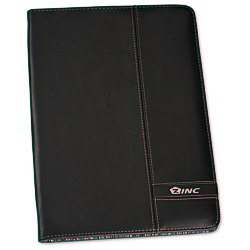 View a larger, more detailed picture of the Laser Engraved Padfolio