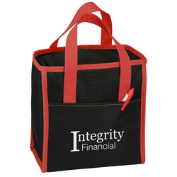View a larger, more detailed picture of the Gourmet Lunch Tote - Closeout