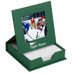 View a larger, more detailed picture of the Picture Frame Note Station