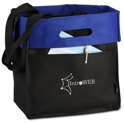 View a larger, more detailed picture of the Fold-N-Tote Shopper - Closeout
