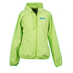 View a larger, more detailed picture of the Port Authority Essential Jacket - Ladies