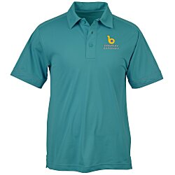 View a larger, more detailed picture of the Contrast Stitch Micropique Polo - Men s