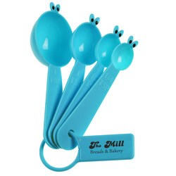View a larger, more detailed picture of the Kuzil Krazy Measuring Spoon Set