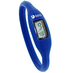 View a larger, more detailed picture of the Silicone Sports Watch