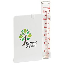 View a larger, more detailed picture of the Styrene Rain Gauge