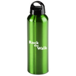 View a larger, more detailed picture of the High Tower Aluminum Bottle - 26 oz