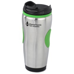 View a larger, more detailed picture of the Color Grip Tumbler - 14 oz