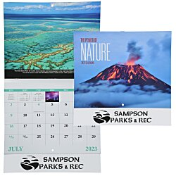 View a larger, more detailed picture of the The Power of Nature Calendar - Stapled