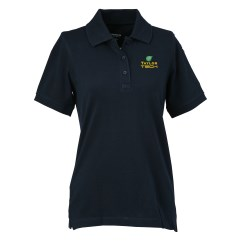 View a larger, more detailed picture of the Allegiance Work Polo - Ladies 