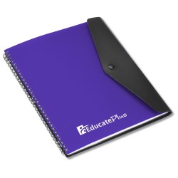 View a larger, more detailed picture of the Tech Exec Notebook - Closeout