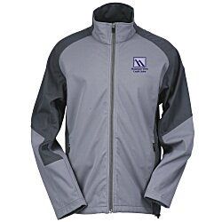 View a larger, more detailed picture of the Ultra Club Adult Soft Shell Jacket