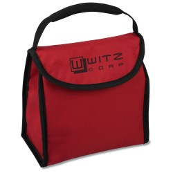 View a larger, more detailed picture of the Fold-n-Go Lunch Bag - Closeout