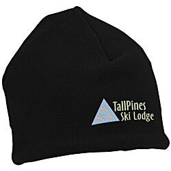 View a larger, more detailed picture of the Double Layer Fleece Beanie