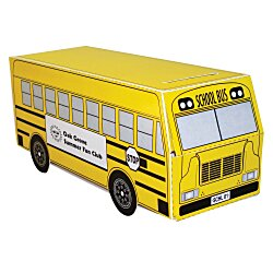 View a larger, more detailed picture of the School Bus Bank