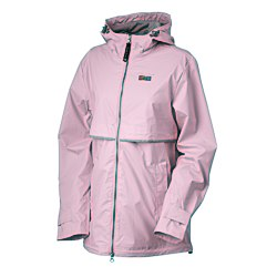 View a larger, more detailed picture of the New Englander Rain Jacket - Ladies - Embroidered