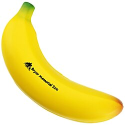 View a larger, more detailed picture of the Banana Stress Reliever