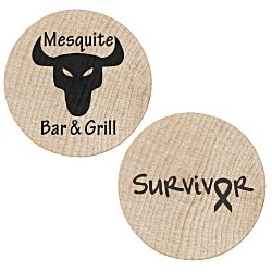View a larger, more detailed picture of the Wooden Nickels - Survivor
