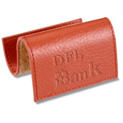 View a larger, more detailed picture of the Pathway Business Card Holder - Closeout