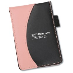 View a larger, more detailed picture of the Color Accent Jotter - Closeout