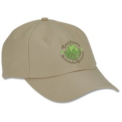 View a larger, more detailed picture of the Sportsman Bamboo Cap - Closeout