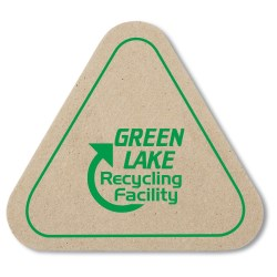 View a larger, more detailed picture of the Eco Coaster - Triangle - Closeout