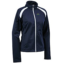 View a larger, more detailed picture of the Tricot Track Jacket - Ladies