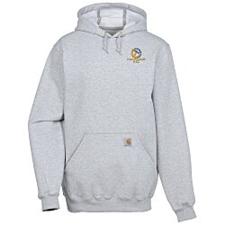 View a larger, more detailed picture of the Carhartt Midweight Hooded Sweatshirt Embroidery