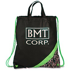 View a larger, more detailed picture of the Corner Print Sportpack - Trapezoid