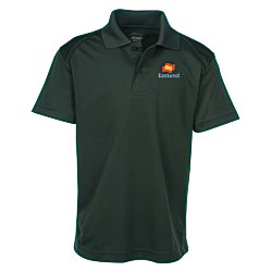 View a larger, more detailed picture of the Armour Snag Protection Performance Polo - Youth