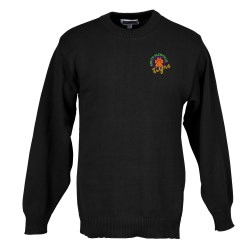 View a larger, more detailed picture of the Jersey Stitch Crew Neck Sweater - Men s