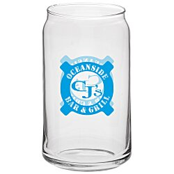 View a larger, more detailed picture of the Soda Can Glass - 16 oz