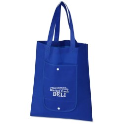 View a larger, more detailed picture of the Fold Up Pocket Tote