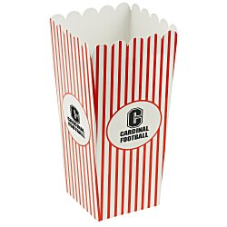 View a larger, more detailed picture of the Scoop-Style Popcorn Box - Large