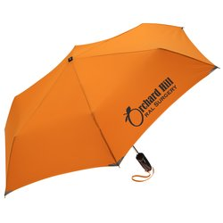 View a larger, more detailed picture of the ShedRain Auto Open Close Walk Safe Umbrella - 42 Arc