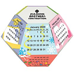 View a larger, more detailed picture of the Pop Up Calendar - Seasons