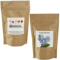 View a larger, more detailed picture of the Sprout Pouch - 4 oz - Forget-Me-Not