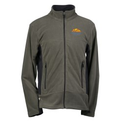 View a larger, more detailed picture of the Revelstoke Microfiber Fleece Jacket - Men s