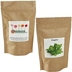 View a larger, more detailed picture of the Sprout Pouch - 4 oz - Oregano
