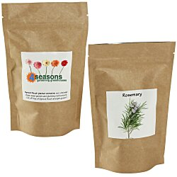 View a larger, more detailed picture of the Sprout Pouch - 4 oz - Rosemary