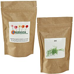 View a larger, more detailed picture of the Sprout Pouch - 4 oz - Dill
